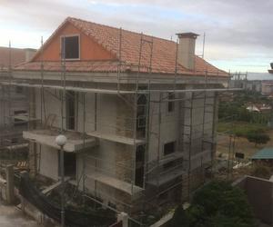Construcción de chalés en Vigo