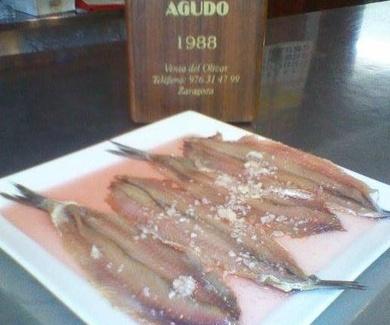 Restaurante Agudo Zaragoza