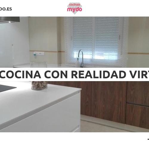 Cocinas de diseño en Córdoba | Muebles de Cocina MYDO