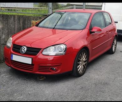 VW Golf V - Mantenimiento