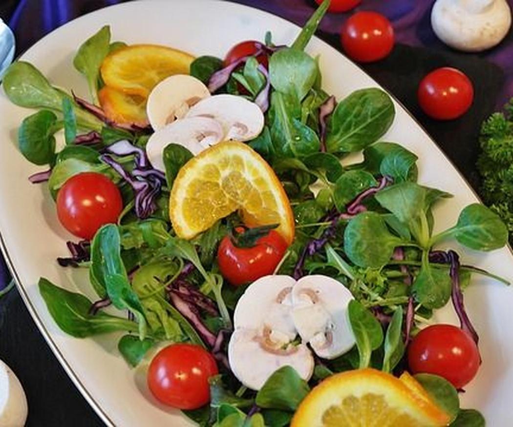 Las ensaladas se amoldan a la gastronomía más moderna