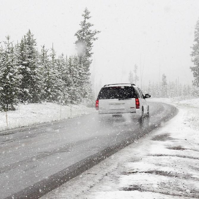 Cómo cuidar el coche en invierno
