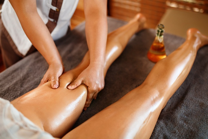 Drenaje linfático manual: Tratamientos  de Quiros Centre D'Estètica