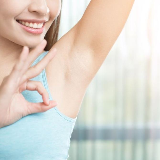 Eliminar la sudoración excesiva a través de la medicina estética