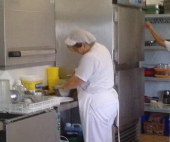 Ayuda domiciliaria: Servicios de Sain Servicios, C.B.