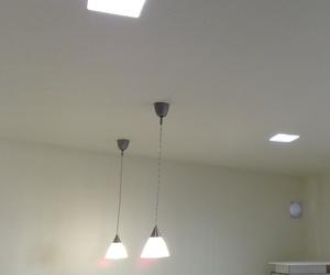 Se realizan trabajos de electricidad