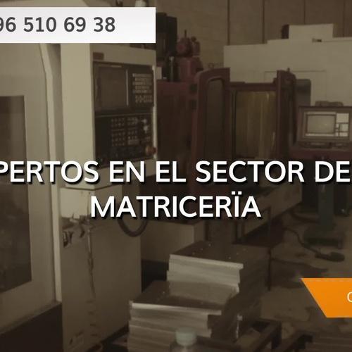 Mecanizados especiales en Alicante | Hermanos Naranjo