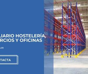 Estanterías de almacén para Ourense