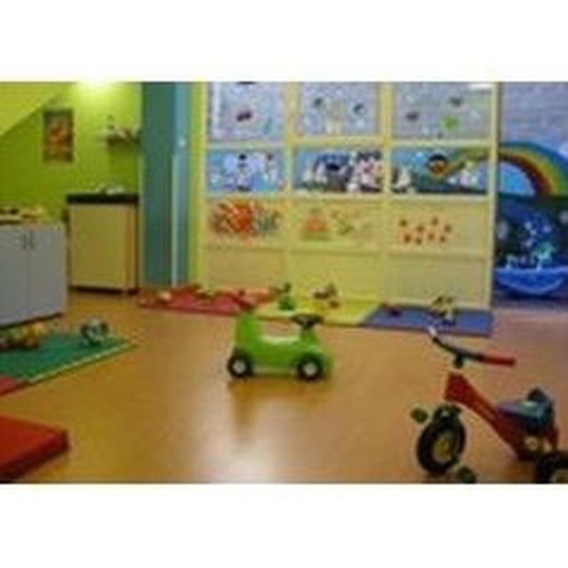 Periodo de adaptación e información diaria : Servicios de Centro Infantil  Arco Iris