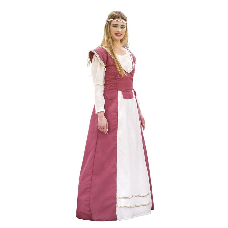 Disfraz dama medieval mujer Anna