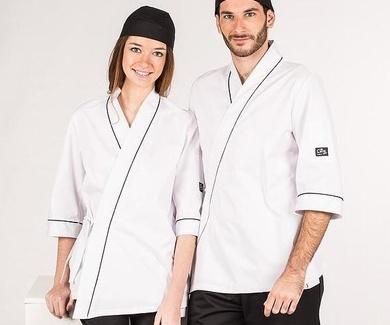 Nuevos uniformes cocina disponibles. Temporada 2019