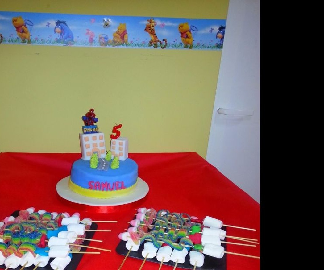 Algunas ideas para un cumpleaños infantil