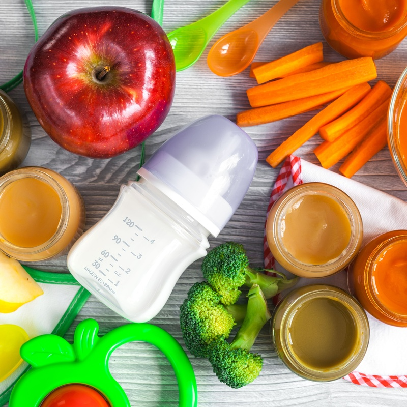 Alimentación para bebés: Servicios de Farmacia Latasa Barros