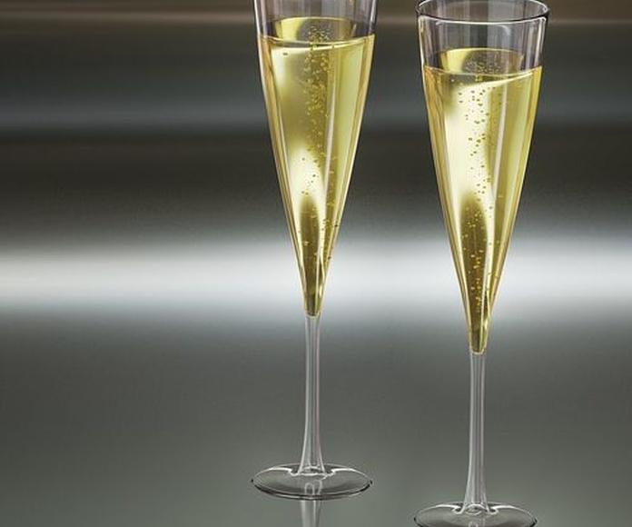 Cava y Champagne: Carta de Restaurante Kyoto