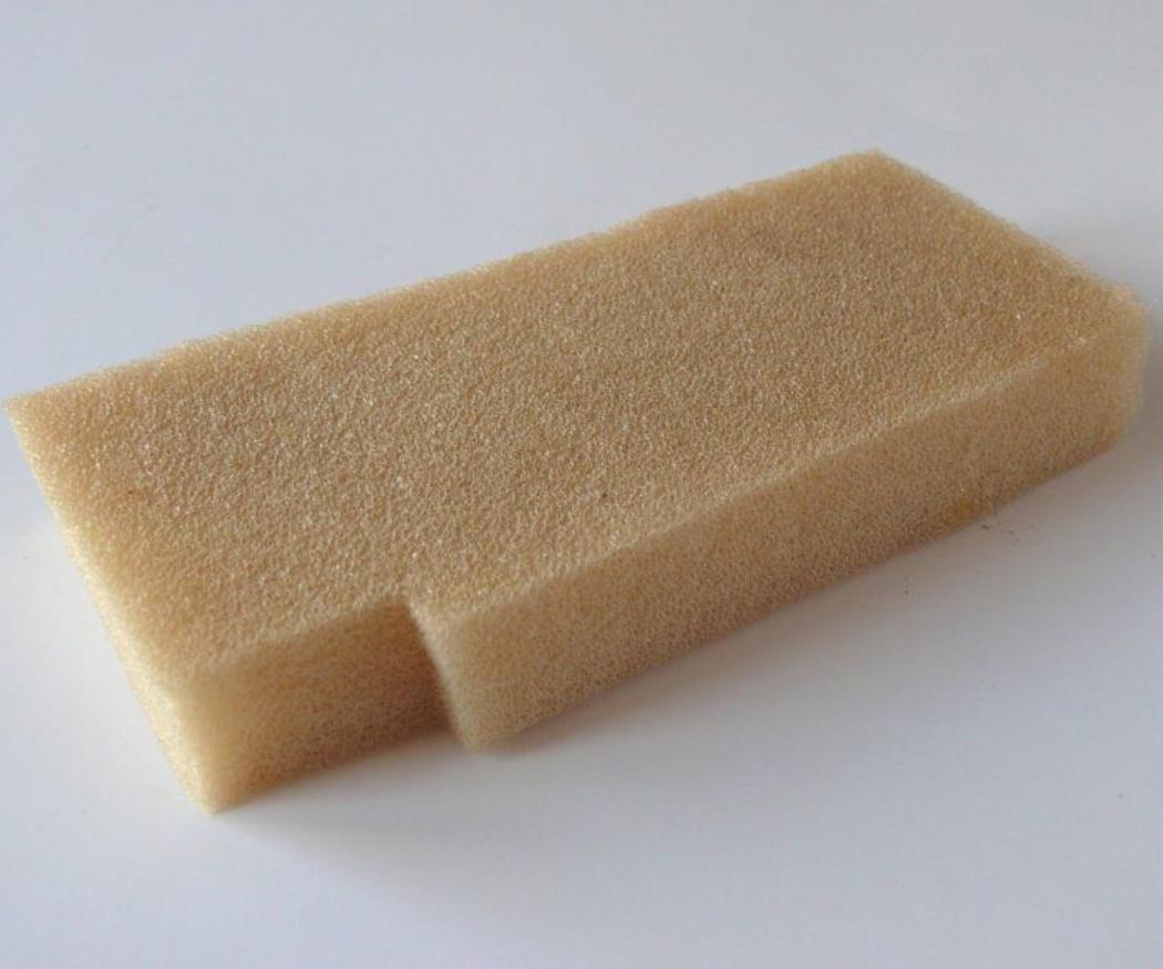 Propiedades y usos del caucho esponjoso