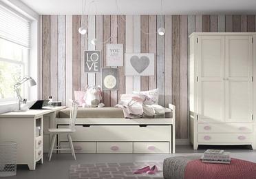 Dormitorio juvenil-infantil