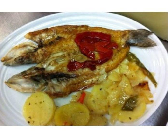 Pescados: Carta de Restaurante La Zaguina