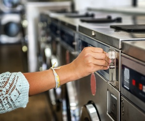 Vena e instalación de lavadoras industriales de moneda