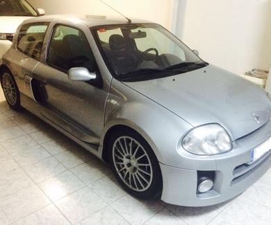 Reprogramado Renault Clio V6