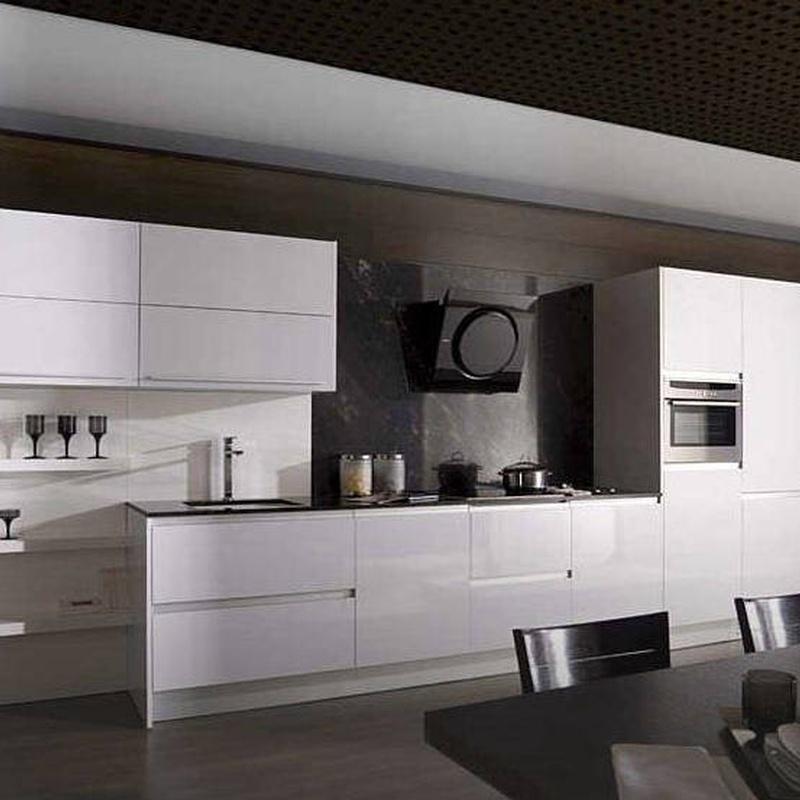 Promoción cocina blanco brillo: Catalogo de Cahema Hogar