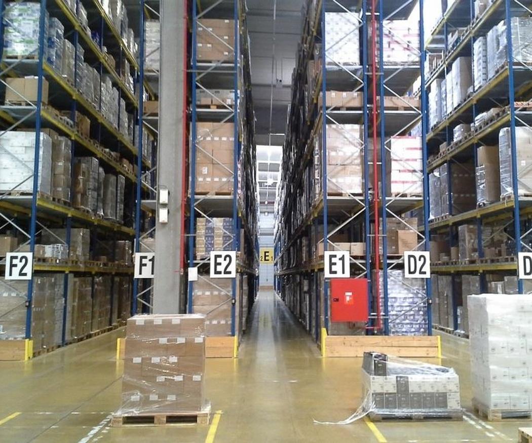 El mantenimiento de las estanterías metálicas