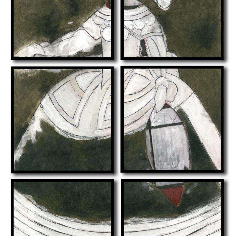 MURAL 3: Catálogo de X Amor Al Arte