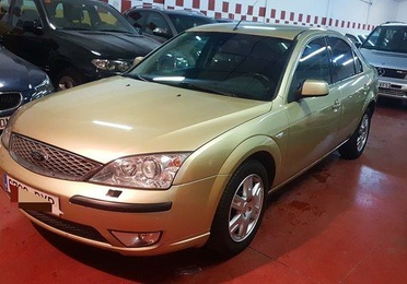 Ford Mondeo 2. 0tdci