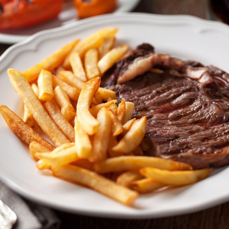 Carnes: Carta de Restaurante El Pisón