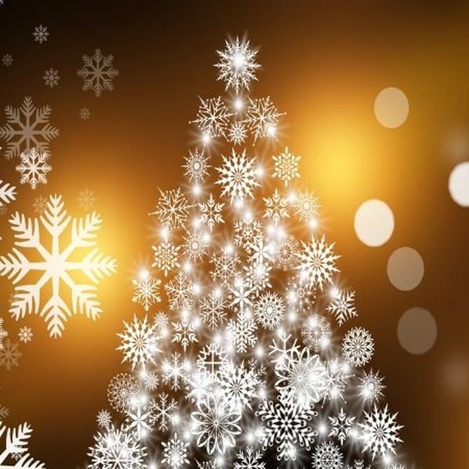 Elígenos para tus cenas navideñas