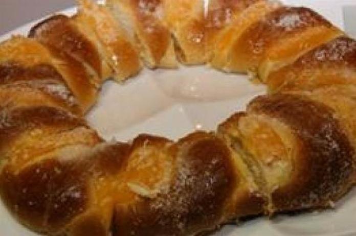 Roscones de yema: Confitería de Confitería Seijo