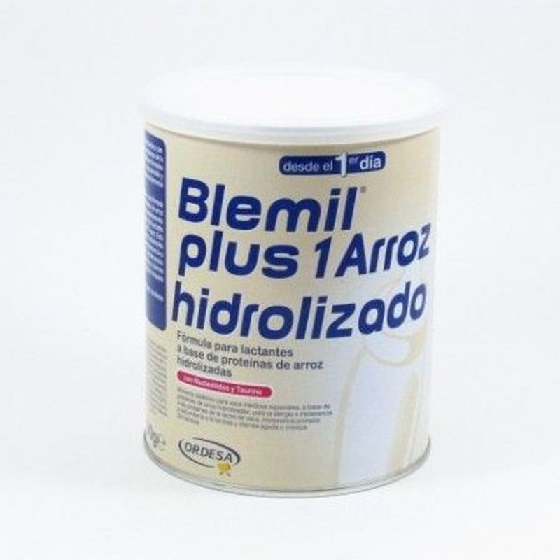 BLEMIL PLUS 1 ARROZ LATA 400 G: Productos y Servicios de Farmacia-Ortopedia Can Parellada