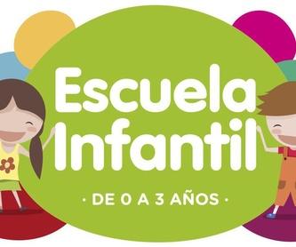 Conocimiento del entorno: Servicios de Centro Infantil El Juglar