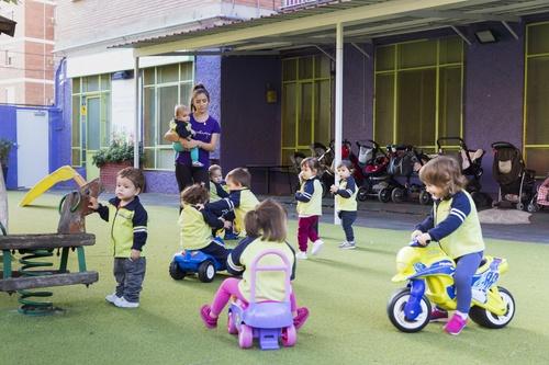 Un gran equipo de profesionales para el cuidado de tus hijos