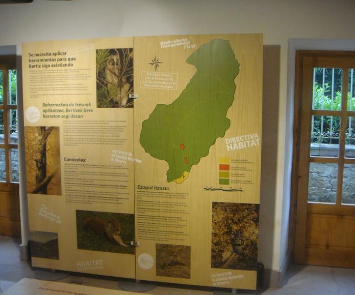 03 Impresion madera: Catálogo de Koala Rotulación