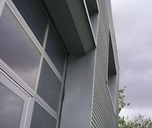 Industrial Aluminio Acristalado