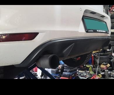 VW Golf 6 GTI - Rieger