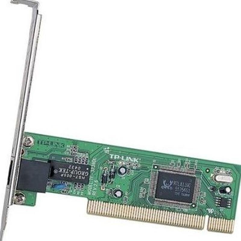 TP-LINK TF-3239DL T. red 10/100Mbps RTK PCI 32bit: Productos y Servicios de Stylepc