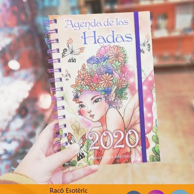 Agenda 2020: Cursos y productos de Racó Esoteric Font de mi Salut
