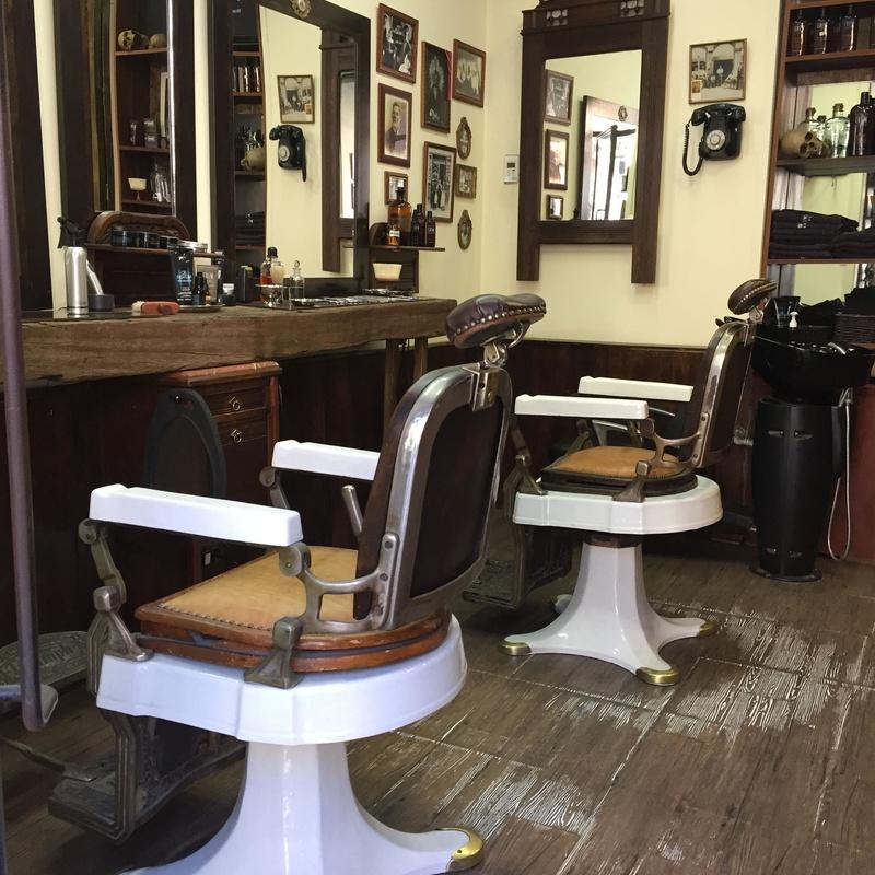 La Barbería de San Bernardo: Servicios de Paco Cabello