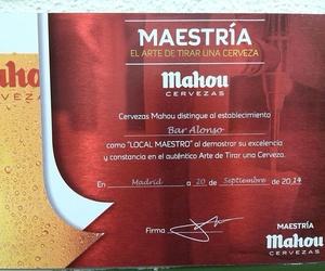 """Maestría """"El Arte de tirar una cerveza"""""""
