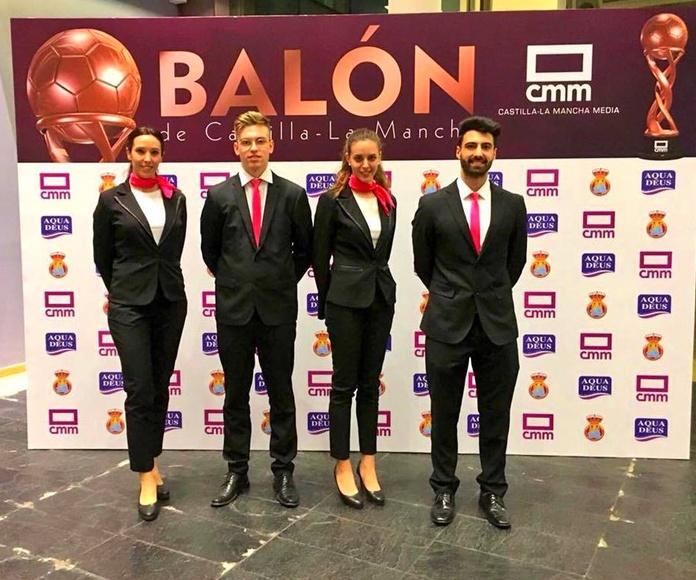 Balón de Oro CLM 2018
