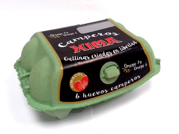 HUEVO CAMPERO HIMA C/OMEGA 3 Y OMEGA 6: Productos de Granja Hima