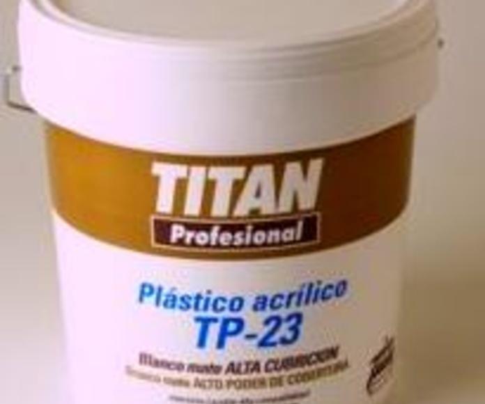 PLASTICO MATE TP-23