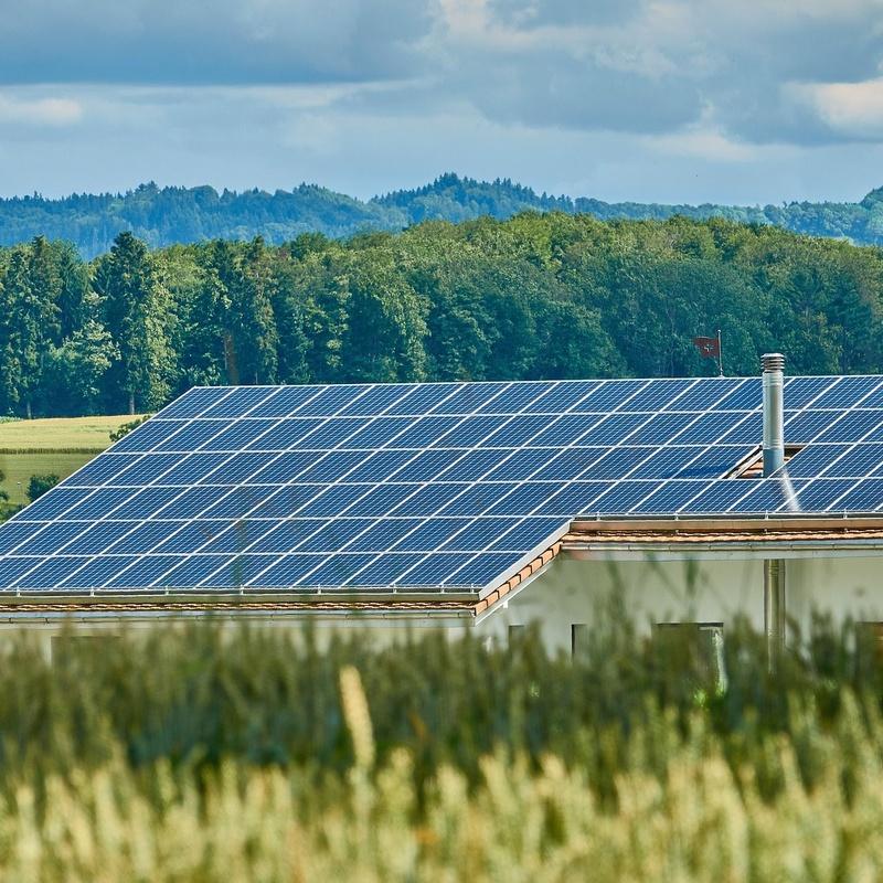 Energía fotovoltaica: Productos y servicios de Saúco berde