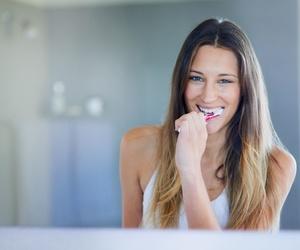 Higiene bucal e higiene intima