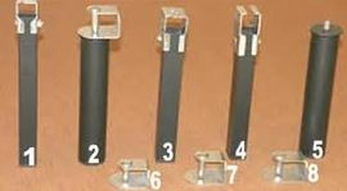 Patas 3x3 - 4x3 - 3,5x3,5
