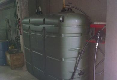 Limpieza de depósitos de gasoil
