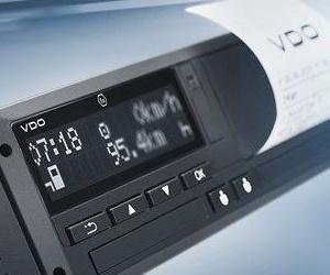 Nuevo tacógrafo digital VDO 3.0