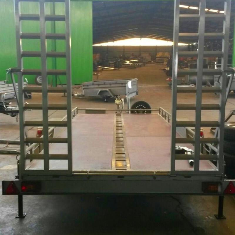 Plataforma 001: Remolques de Remolques Garri