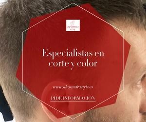 Peluquera unisex en Valencia: Alexandra Style